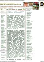 BiodiversidadeLatina