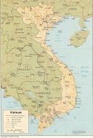 Viet Nam map